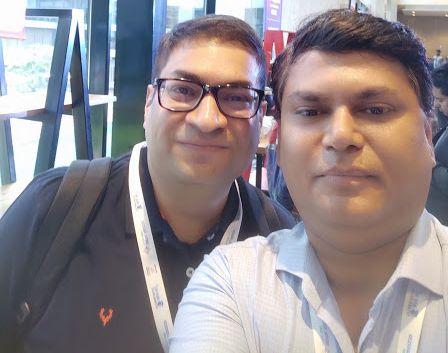 Mogis-Ahmed-Aashish Chopra – VP ixigo.com